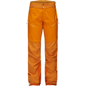 PYUA Spur Softshell Broek Dames, fox orange